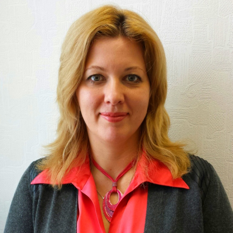 Шаронова Ольга Владимировна