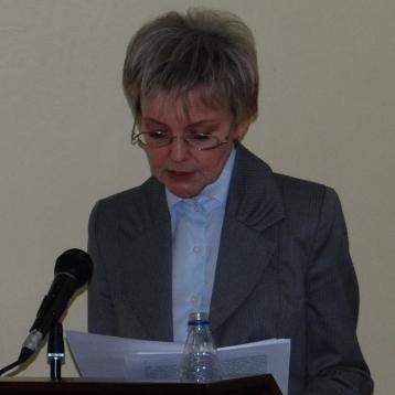 Фролова Светлана Леонидовна
